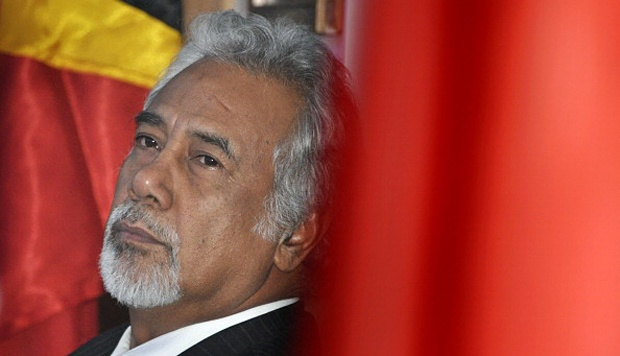 Xanana Gusmao. VALENTINO DE SOUSA/AFP/Getty Images