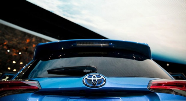 BYD partners with Toyota for battery electric vehicles