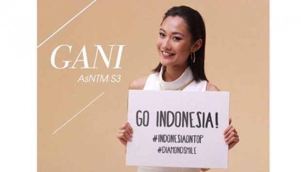 Di babak final, Ayu Gani berhasil  menggunguli dua pesaingnya, Monika Sta Maria asal Filipina dan Cheng Bradshaw asal Singapura dalam All South East Asian Final. Instagram.com/@Genageni