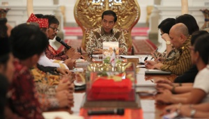 Jokowi to Form Indigenous People Task Force