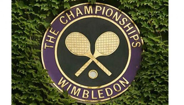 Logo Wimbledon. wantagetennisclub.co.uk
