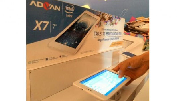 CO Jakarta Computer Based Technology Company Advan Has Released The I7 Tablet Which Is Claimed To Be Able Reduce Blue Light Radiation That Will