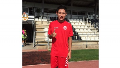 Evan Dimas Returns to Indonesia After Training in Spain