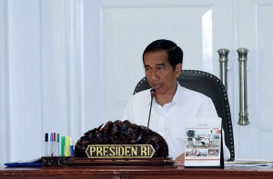 Jokowi: One Map Policy was Held Back by People Who Feared It