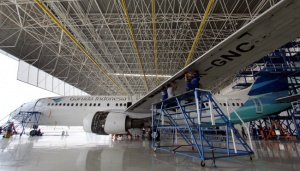 Garuda Indonesia Load Factor at Kertajati Airport Reaches 85%