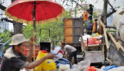 Jakarta Develops Collaborative Program on Waste Management