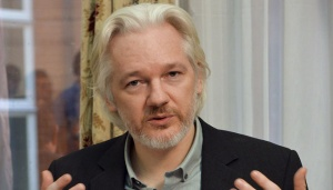 Julian Assange Arrested in London After 7-year Refuge in Embassy