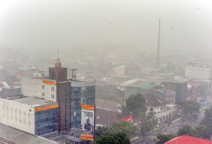 BMKG Forecasts Heavy Rain for One Whole Week