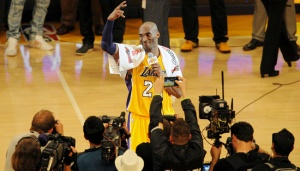 Kobe Bryant, 41, and Daughter Killed in Helicopter Crash