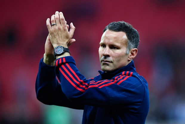 Ryan Giggs. (Reuters)