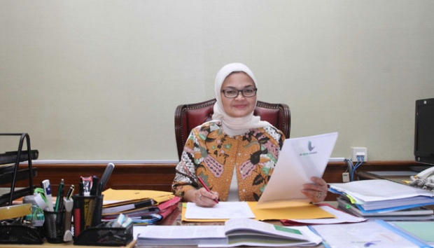 Penny Kusumastuti Lukito, head of the Food and Drug Supervisory Agency (BPOM). TEMPO/M. Iqbal Ichsan