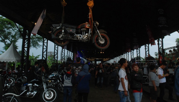 Komunitas Bikers Brotherhood Rayakan Hajatan Ke-28