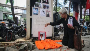 Family of Semanggi Tragedy Victim Wishes to Meet Jokowi