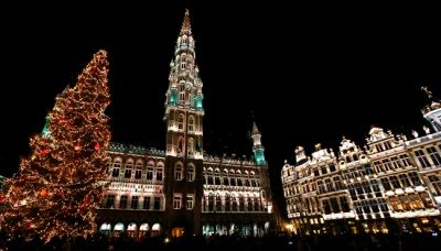 Belgium Keeps Christmas Curbs to Prevent Covid Third Wave