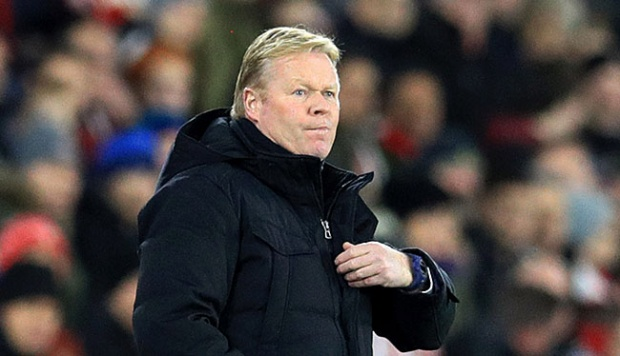 Ronald Koeman. Adam Davy/PA via AP