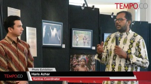 Kontras, Tempo Hold Photo Exhibition on Papua
