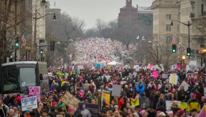 Women to March in U.S. Cities for 3rd Straight Year