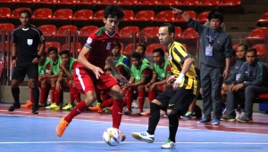 Indonesia Cukur Filipina 21-0 di AFF Futsal 2017