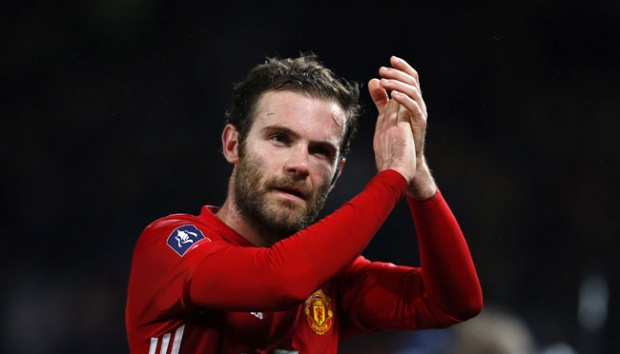 Juan Mata. Reuters/Phil Noble