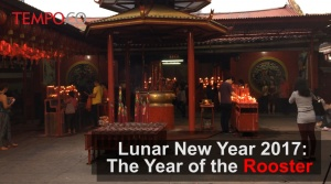 Lunar New Year 2017: The Year of The Rooster
