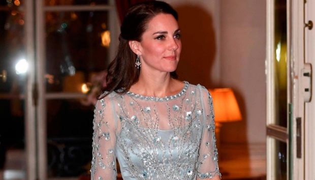 3 Momen Fashion Kate Middleton di Paris
