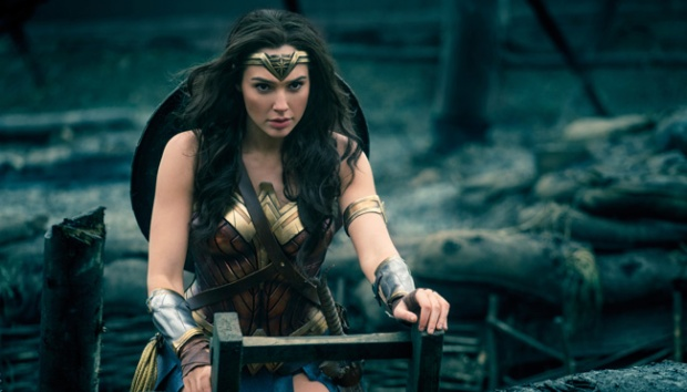 Gal Gadot dalam Wonder Woman. AP Photo