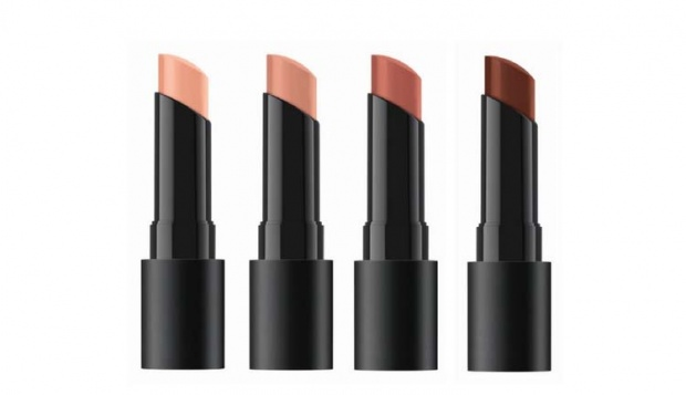Illustration of nude lipsticks. Credit: SkinStore
