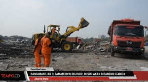 Djarot Ingin Ground Breaking Stadion BMW Tahun 2017