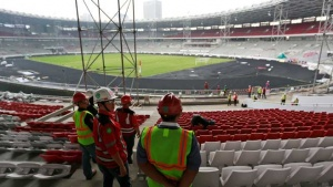 VP: 2018 Asian Games Venues to be Completed in Early 2018