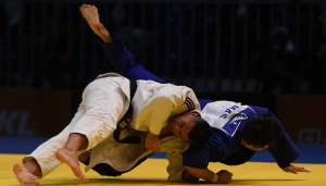 Tim Judo Indonesia Bidik Tiga Emas SEA Games 2019