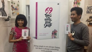 69 Things to be Grateful About Being Single, Buku Para Lajang