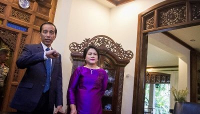Jokowi Keeps Low Profile on Social Media