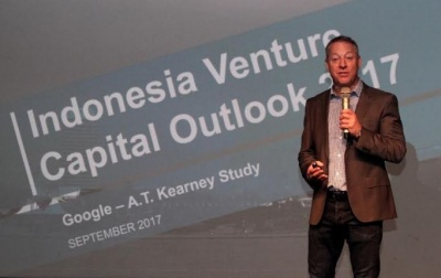 Indonesia`s Startup Investment at Rp39.8 tn