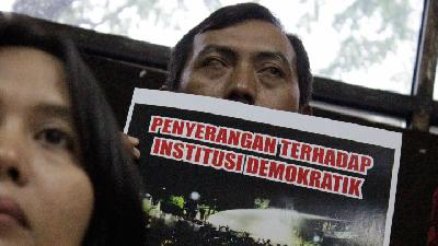 Wiranto, Attorney General are Jokowi's Bad Record Card: YLBHI