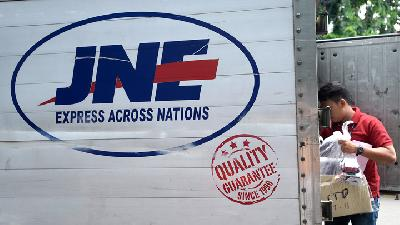 JNE Raises Delivery Cost to 20 Percent
