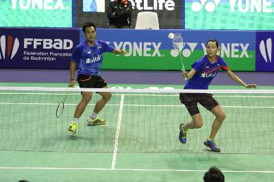 Final Thailand Masters: Siang Ini Hafiz / Gloria vs Ellis / Smith