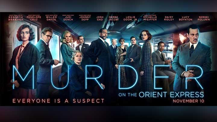 Murder on the Orient Express. anygoodfilms.com