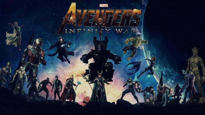 Poster Avengers: Infinity Wars/ Youtube