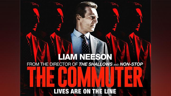 Film The Commuter. Jposters.com