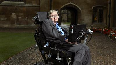 Stephen Hawking Meninggal, Hollywood Ikut Berduka