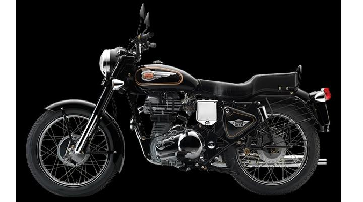 Royal Enfield Bullet 350. Sumber: royalenfield.com