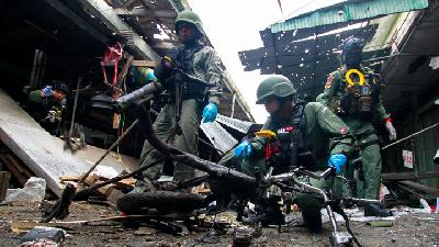 Thailand, Indonesia to Share Intelligence to Combat Insurgents