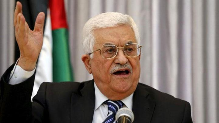Mahmoud Abbas. REUTERS