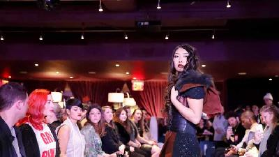 MeeToo Kampanyekan Kekerasan Seksual di New York Fashion Week