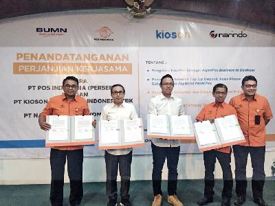 Kioson Luncurkan GudangPintar.id, Bangun 1.000 Fulfillment Center di 2021