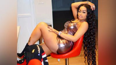 Video Panas Bocor, Ini Pose Seksi Blac Chyna