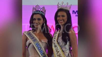 Gara-gara Miss Indonesia, Miss World 2017 Ingin ke Bali