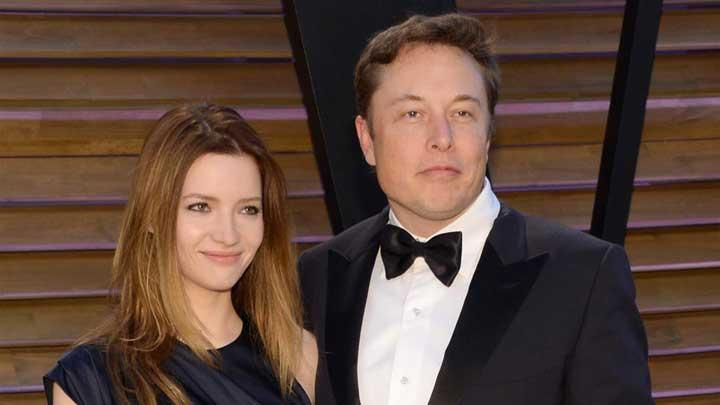 Elon Musk dan Talulah Riley. independent.co.uk