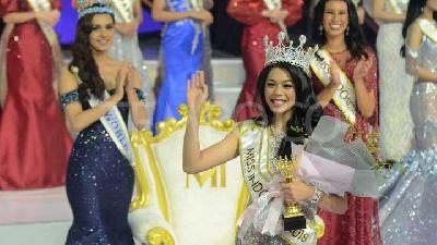 Misi Miss Indonesia Alya Nurshabrina dengan Beauty With A Purpose
