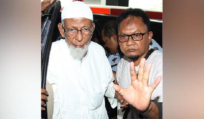Lawyer: Terror Convict Abu Bakar Baasyir Believes He`s Innocent